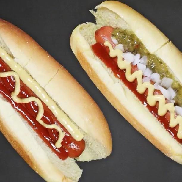 Costco's Hot dogs