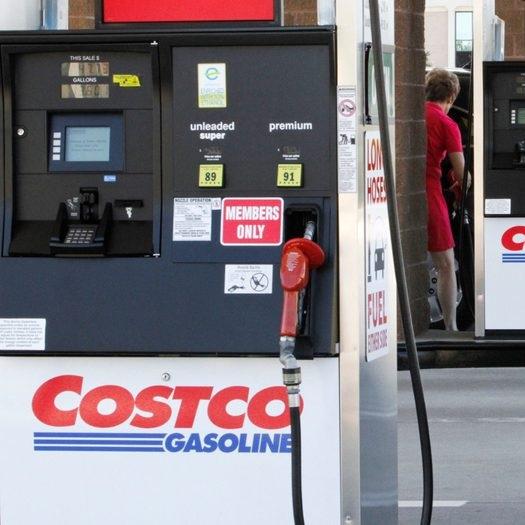 Costco's Gas