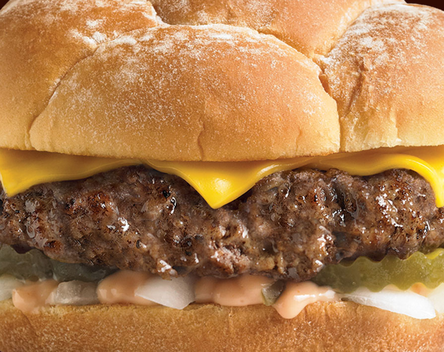 Natural® Cheeseburger